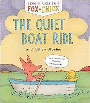 The Quiet Boat Ride by Sergio Ruzzier