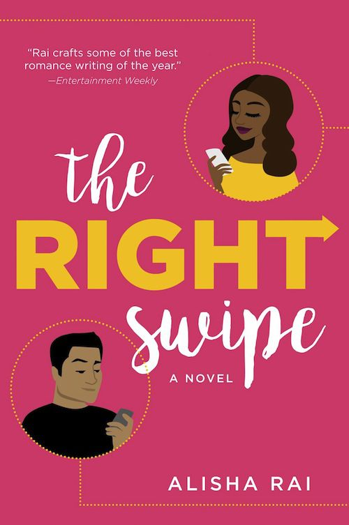 cover of The Right Swipe by Alisha Rai