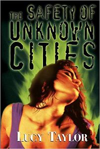 The Safety of Unknown Cities cover - Lucy Taylor