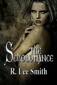 The Scholomance cover - R Lee Smith