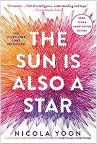 The Sun Is Also A Star Nicola Yoon cover