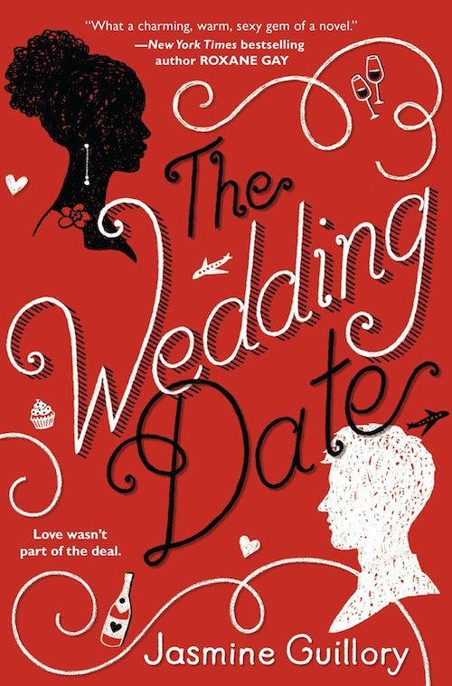 cover of The Wedding Date by Jasmine Guillory