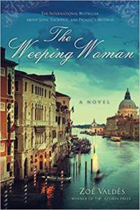 The Weeping Woman book cover