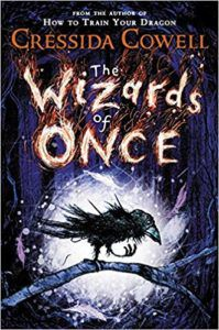 The Wizards of Once book cover