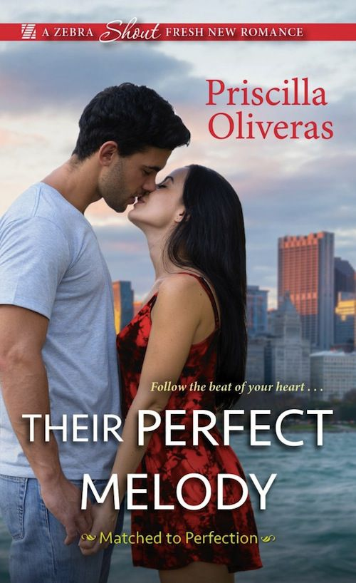 cover of Their Perfect Melody by Patricia Oliveras