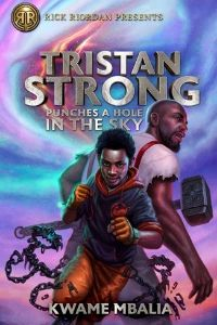 Tristan Strong Punches a Hole in the Sky Book Cover