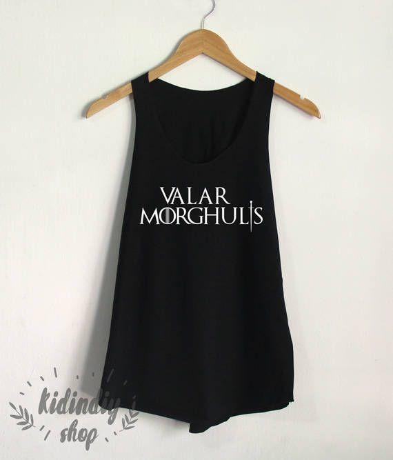 Valar Morghulis Tank