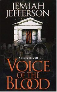 Voice of the Blood cover - Jemiah Jefferson