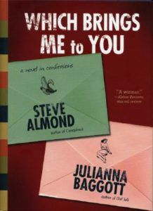 Which Brings Me To You by Almond and Baggott Cover