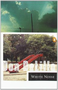 White Noise by Don DeLillo cover