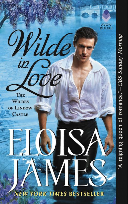 cover of Wilde in Love by Eloisa James