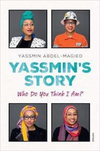 Yassmin's Story Book Cover