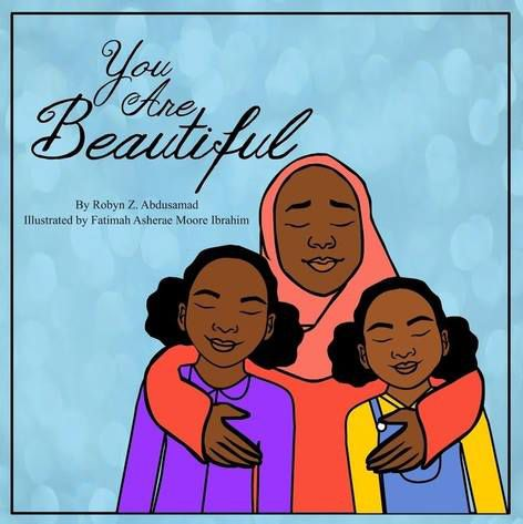 You are Beautiful book cover