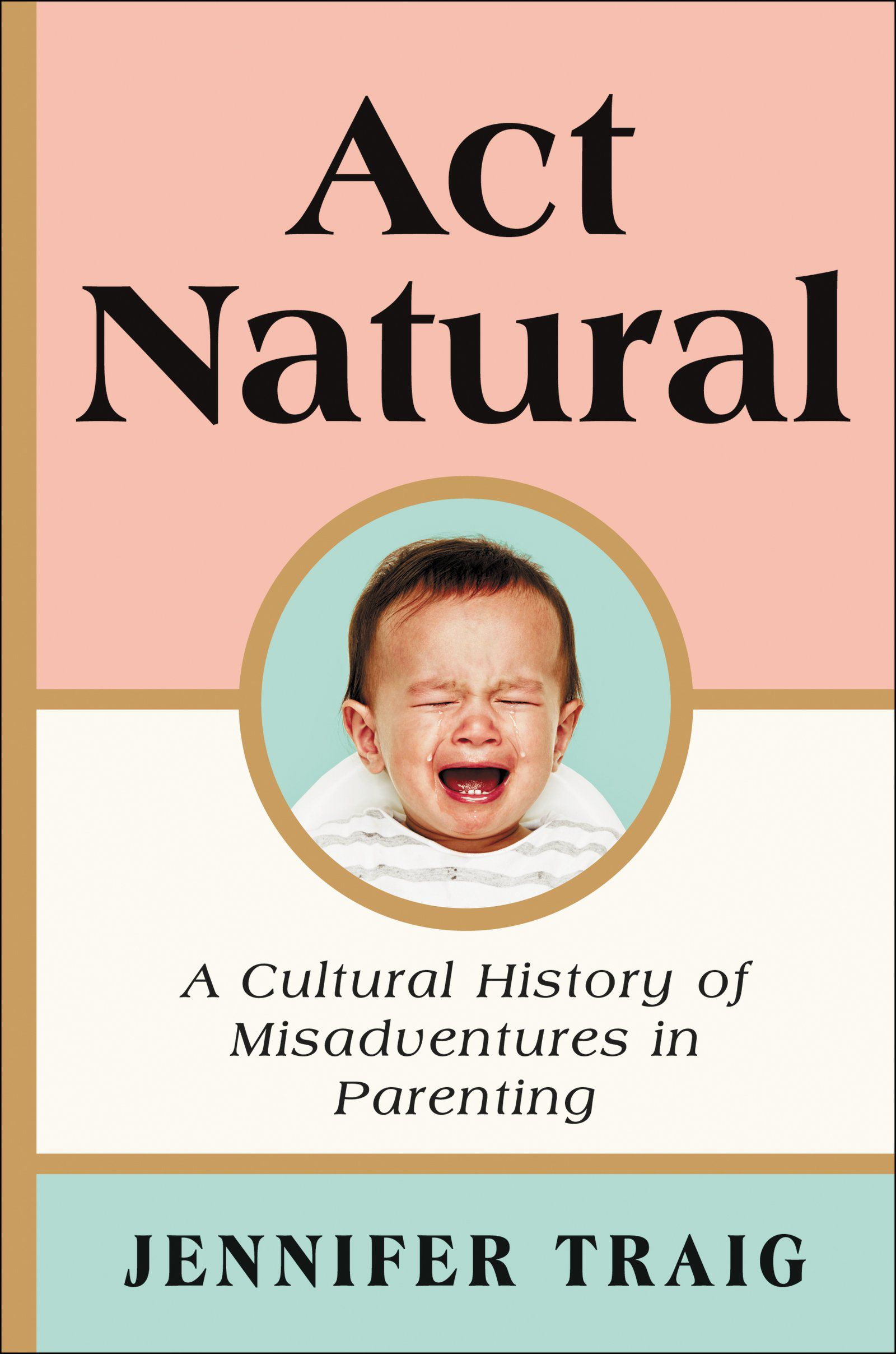 Act Natural book cover