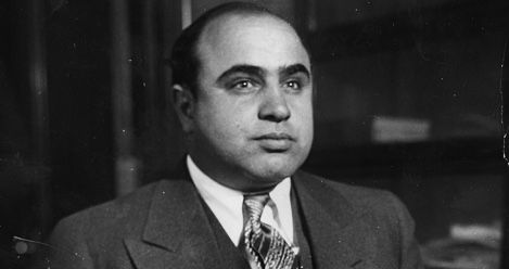 al capone books about gangsters feature