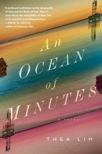 An Ocean of Minutes by Thea Lim, Time Travel Books, Book Riot