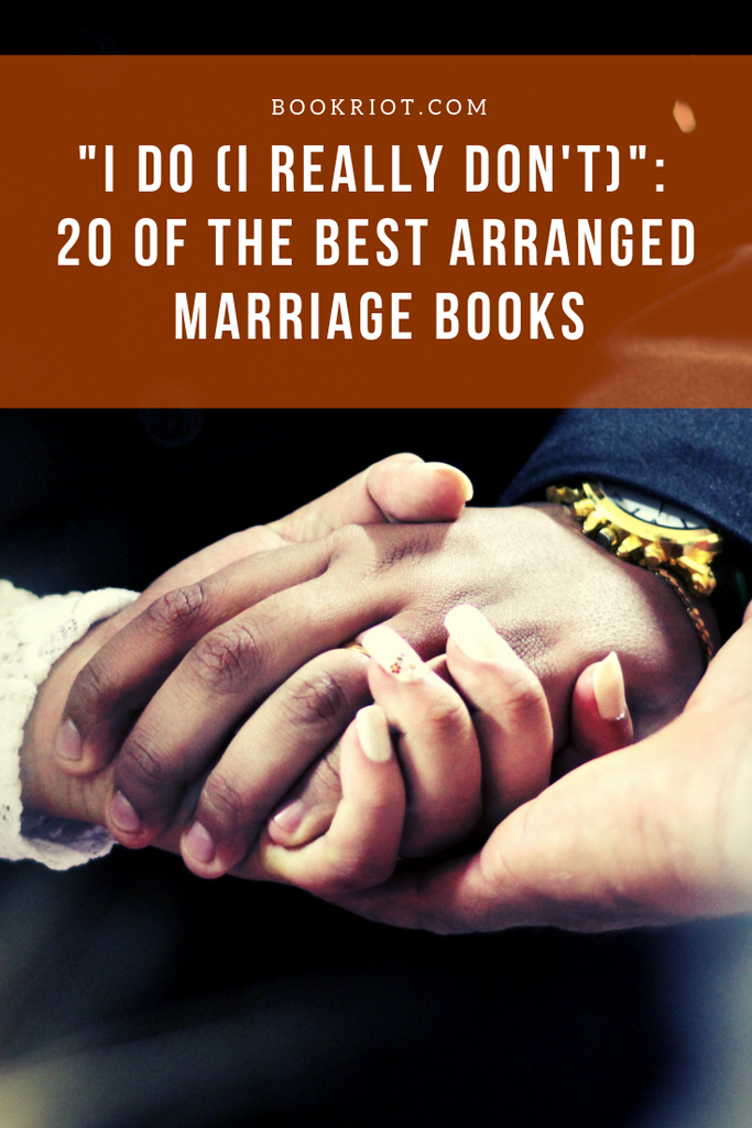 Whether they do or they don't, these are the 20 of the best arranged marriage books. book lists | books about marriage | books about arranged marriages | best books about arranged marriage