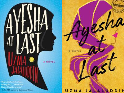 Ayesha At Last by Uzma Jalaluddin Covers from 10 Gorgeous Cover Redesigns | bookriot.com