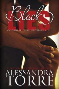 Black Lies by Alessandra Torres