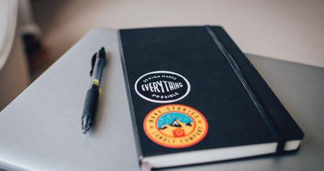book journaling bullet journal feature