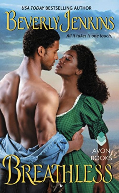 cover of Breathless by Beverly Jenkins