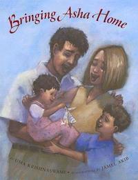 Bringing Asha Home by Uma Krishnaswami book cover