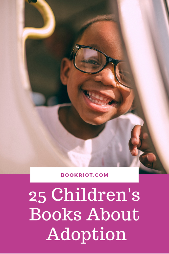 25 children's books about adoption that are perfect for reading aloud for families. book lists | books about adoption | children's books about adoption | children's book lists | book lists for kids