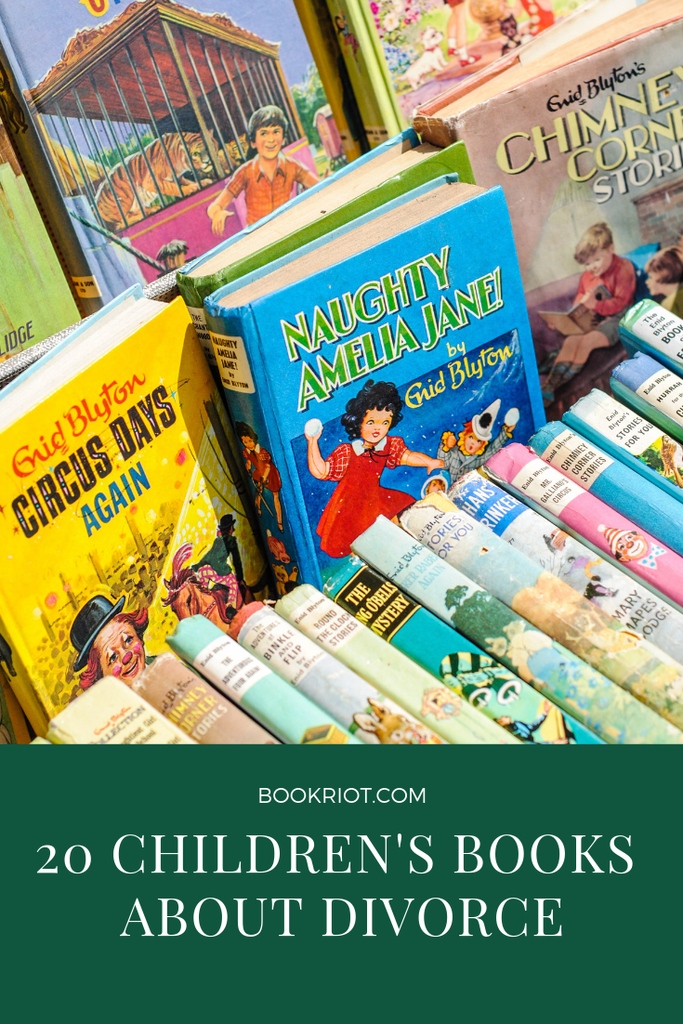 Children's books about divorce. book lists   books about divorce   children's books   divorce books   divorce books for kids   parenting