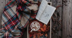 cozy mystery cocoa book hygge feature