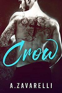 crow by a. zavarelli cover