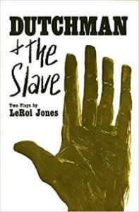 dutchman the slave leroi jones amiri baraka book cover