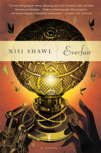 Everfair by Nisi Shawl - unique book group ideas