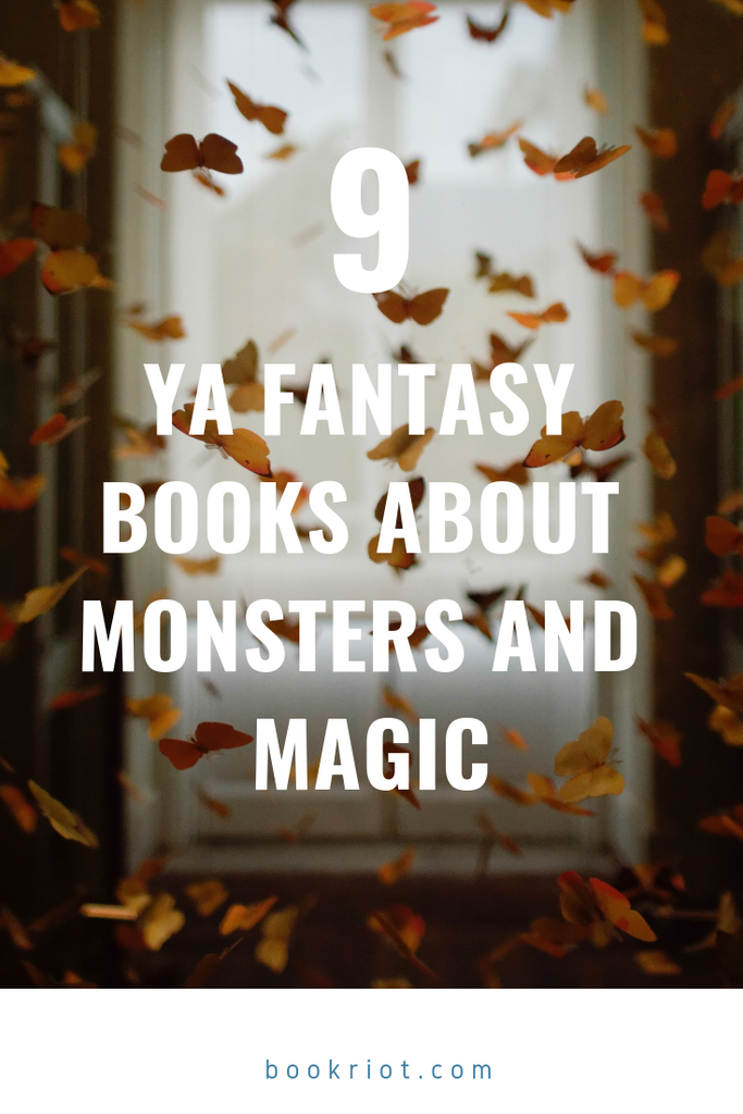 9 great YA books about magic and monsters. Find your ideal dark fantasy. book lists | YA books | YA dark fantasy | books about magic | books about monsters | #YALit