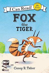 Fox the Tiger Book Cover