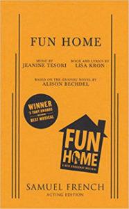 fun home jeanine tesori lisa kron alison bechdel book cover