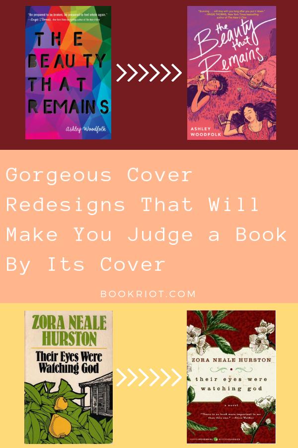 10 Gorgeous Cover Redesigns | bookriot.com