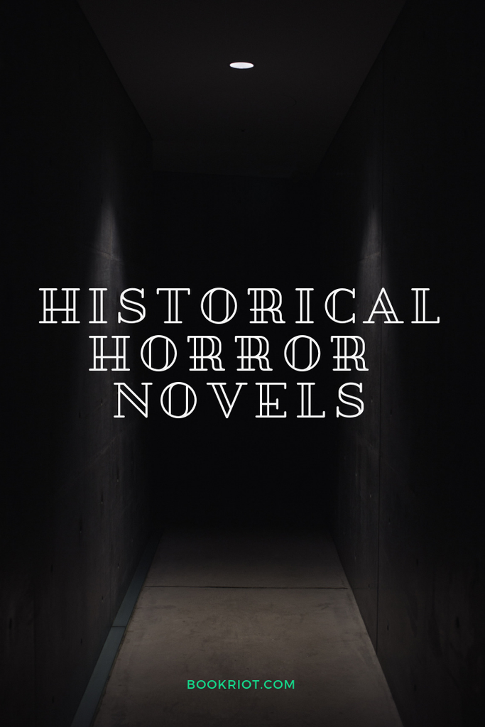 They might end up in the freezer, but you'll want to try out these historical horror novels. book lists | horror books | historical horror books | historical fiction