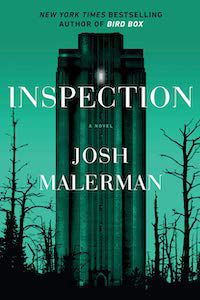 Inspection by Josh Malerman cover Authors Like Stephen King