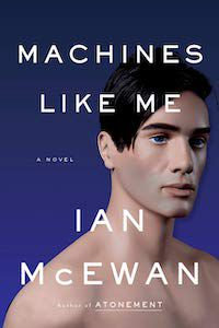 Machines Like Me by Ian McEwan book cover