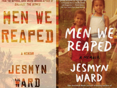 Men We Reaped by Jesmyn Ward from 10 Gorgeous Cover Redesigns | bookriot.com