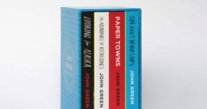 mini books by john green feature