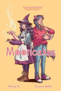 Mooncakes from Witchy Comics for Halloween | bookriot.com