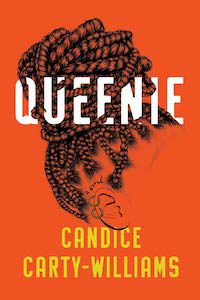 Queenie by Candice Carty-Williams book cover
