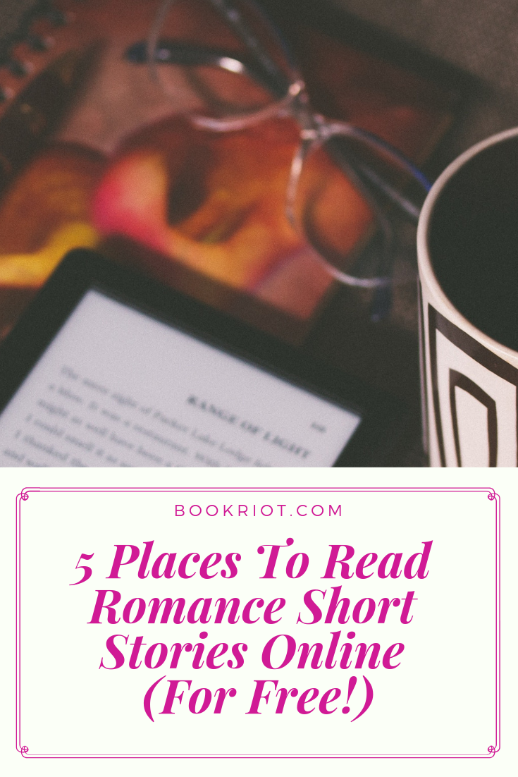 5 Places to Read Romance Short Stories Online for Free