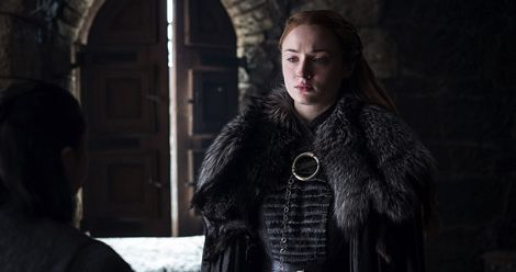 sansa stark from game of thrones feature