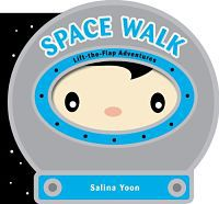 Cover of Space Walk by Salina Yoon