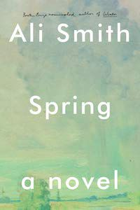 Spring by Ali Smith book cover