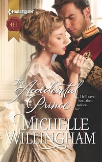 The Accidental Prince by Michelle Willingham cover