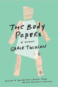 The Body Papers by Grace Talusan book cover