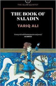 The Book of Saladin Book Cover